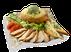 Картофель Премиум с запеченной курицей