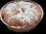 Домашний яблочный пай