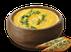 Тыквенный крем-суп с гренками